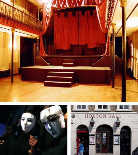 Hoxton Hall Imagery